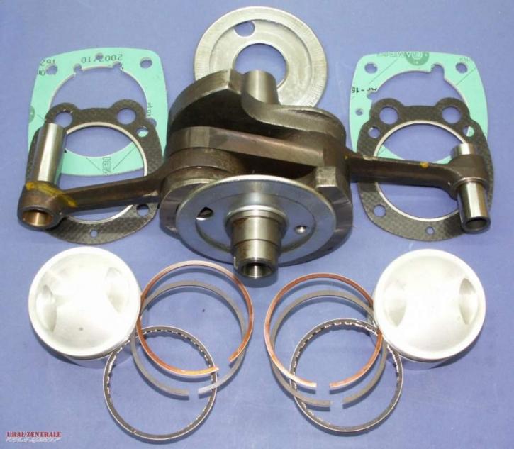 750ccm Tuningsatz für Ural OHV Motoren