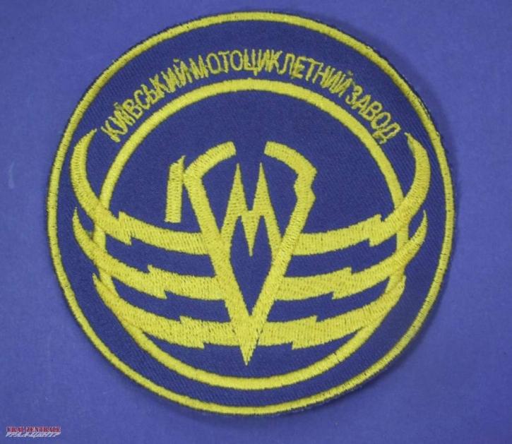 Patch »KMZ Dnepr«