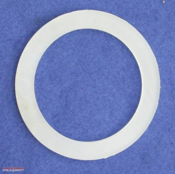Fuel cap gasket, 100% petrol-proof, soft