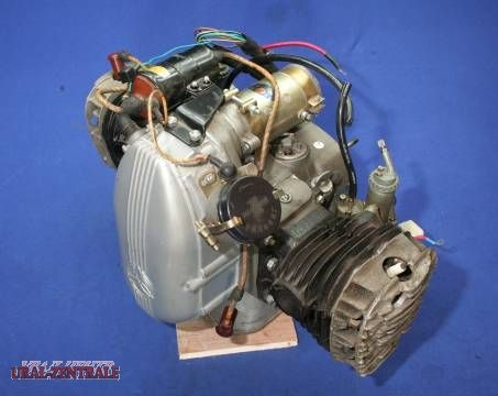 Motor M72 / K750 / Chang Jiang 750ccm 12 Volt