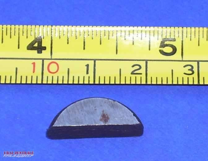 Keil / Scheibenfeder Kurbelwelle 4mm
