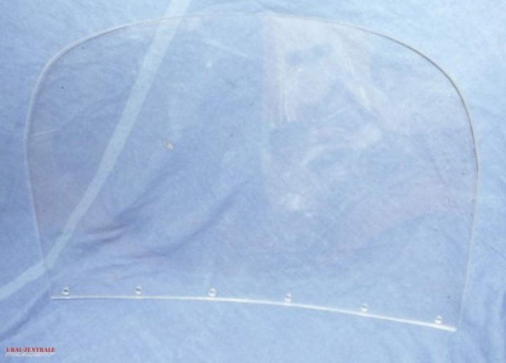 Windscreen glass Dnepr and Ural sidecar