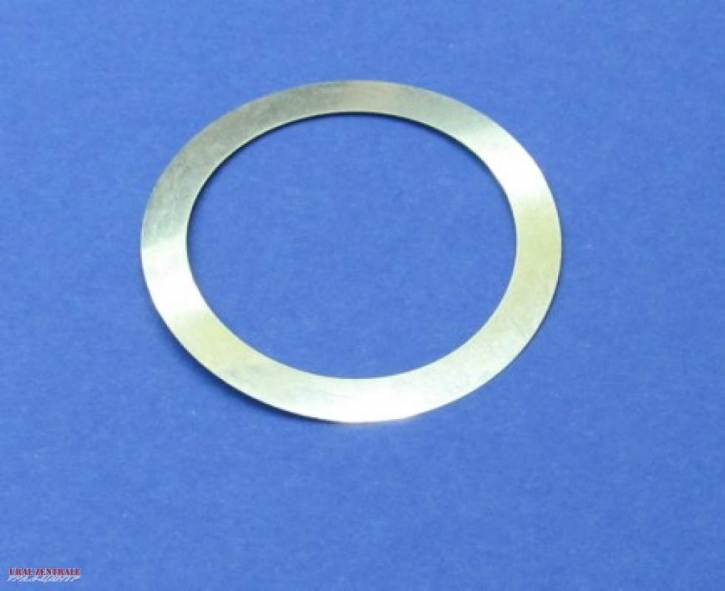 Distance washer 15x21x1 mm