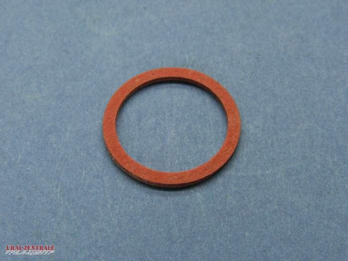 Fibre sealing ring 4 x 8 mm for Zündapp etc.