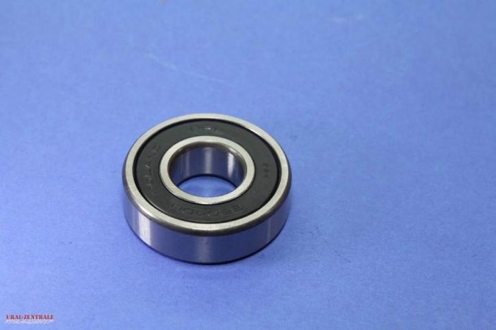 Ball bearing 6204 for Zündapp gearbox shaft 20 x 47 x 14