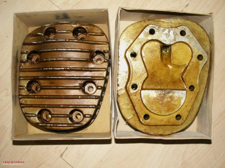Cylinder heads M72, 1 pair for both sides