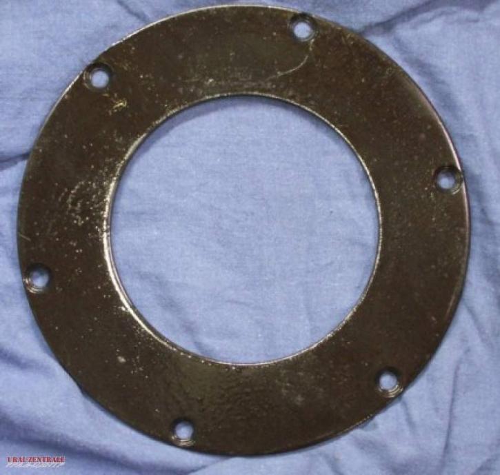 Kupplungsscheibe (Front) für Senkkopfschrauben