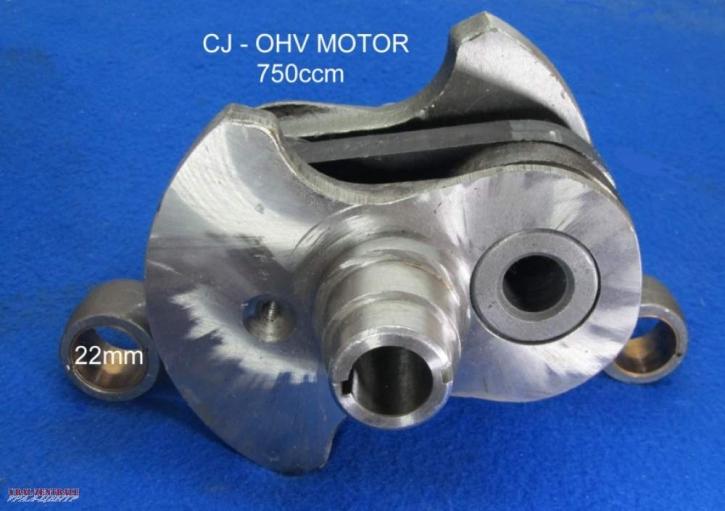 Tuning-Kurbelwelle für Ural Motoren 750ccm