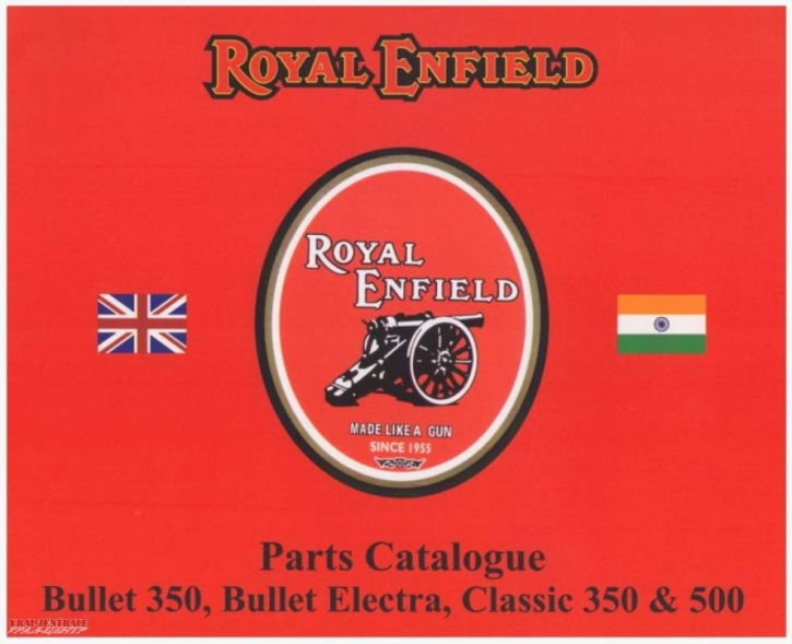 ural zentrale ersatzteile katalog royal enfield bullet. Black Bedroom Furniture Sets. Home Design Ideas