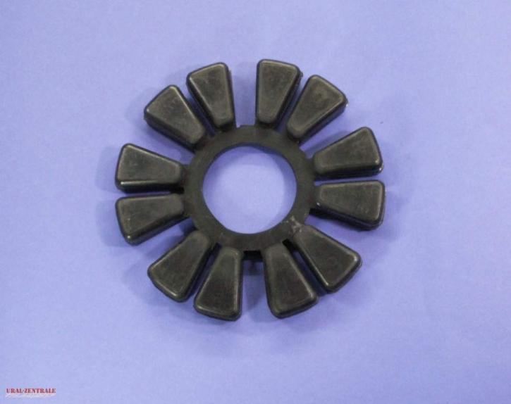 Rubber damper drivetrain MZ 301