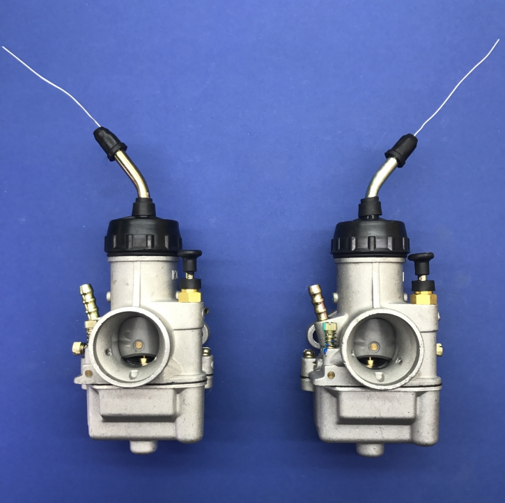 carburettor K68 set, left and right side