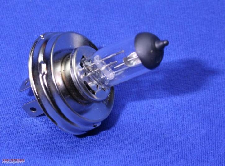 Halogenlampe 12V, 55/60W im Biluxsockel