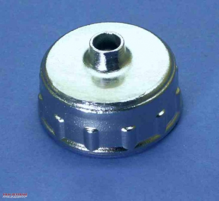 Stainless steel cover for K68 carburettor