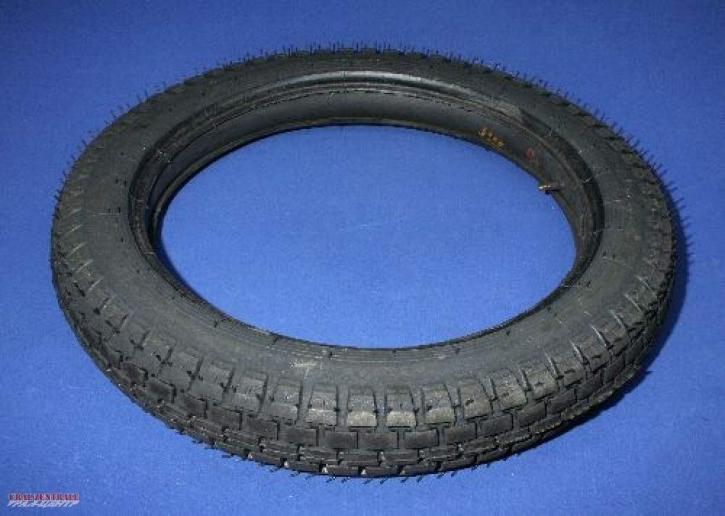 Tyre road 3.50 x 18