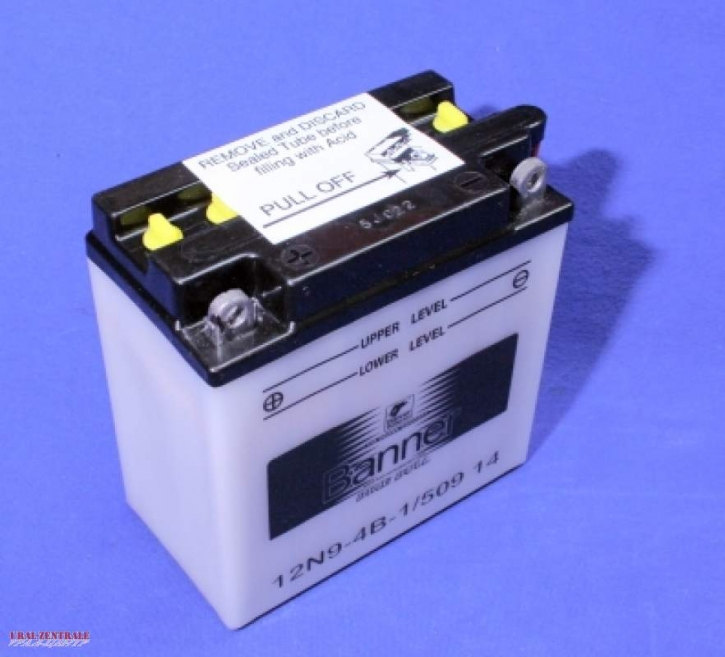 Battery 12V, 9 Ah