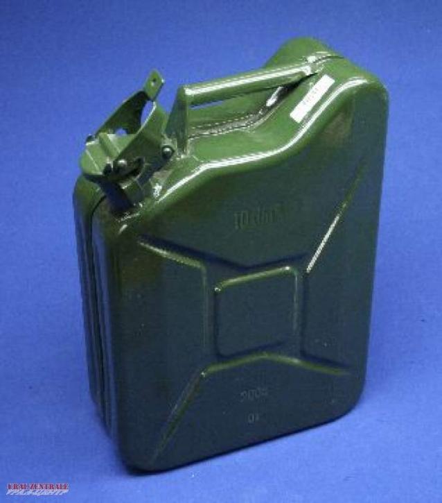 Reservekanister 10 Liter, EU
