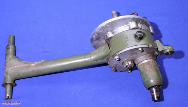 Swingarm sidecar with drivetrain MT16