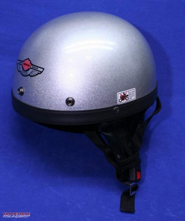 Helmet siver L