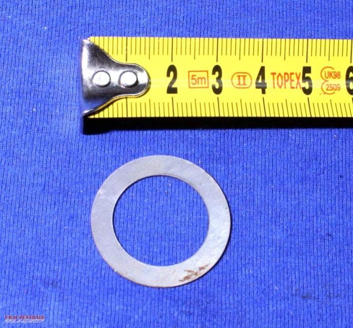 Distanzscheibe klein, 0,3mm