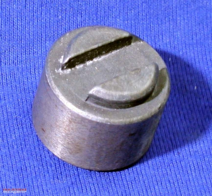 Pressure piece release bearing