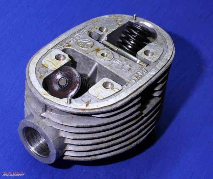 Zylinderkopf Ural komplett Original, rechts