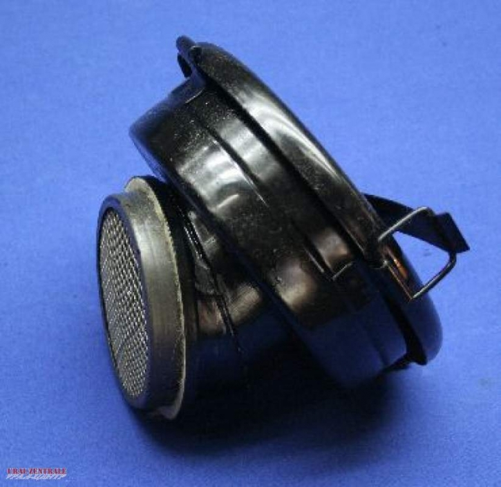 Air filter oil bath black for M72 / K750