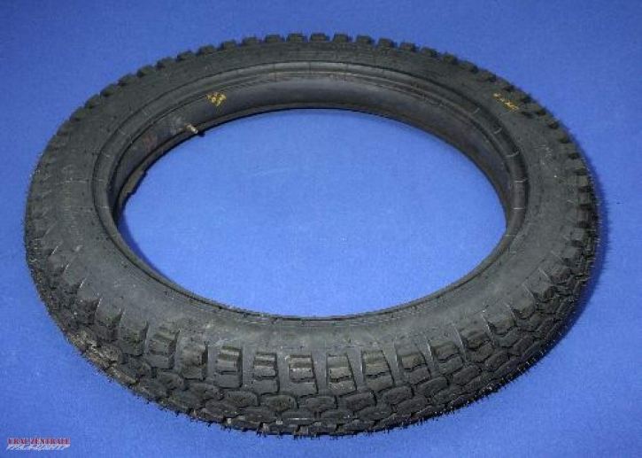 Tyre 4.10 x 19  70L  with inner tube