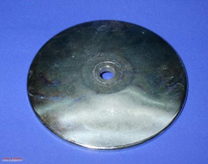 Cover sidecar brake drum