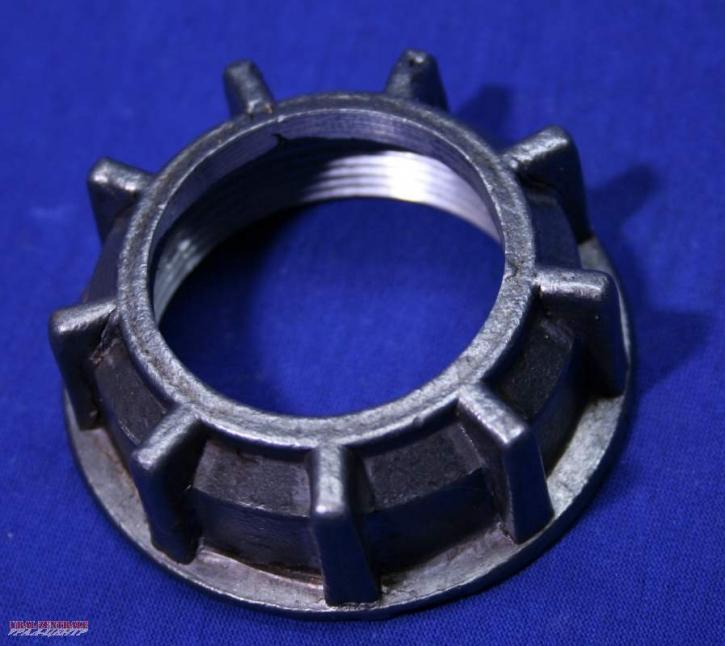 Downpipe locking ring