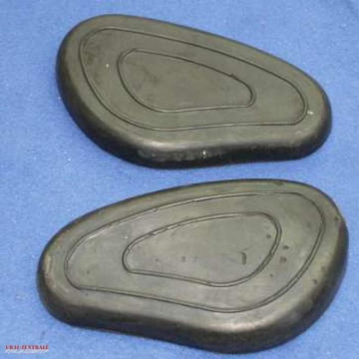 M72  fuel tank pads  1 pair