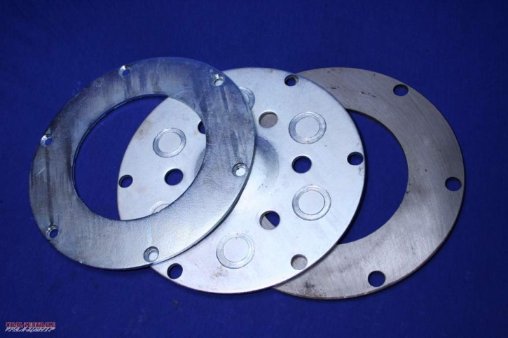 Clutch plates, only plain plates