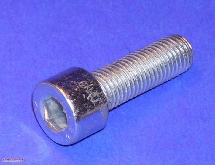 Hexagon bolt 8 x 25 mm fine pitch thread