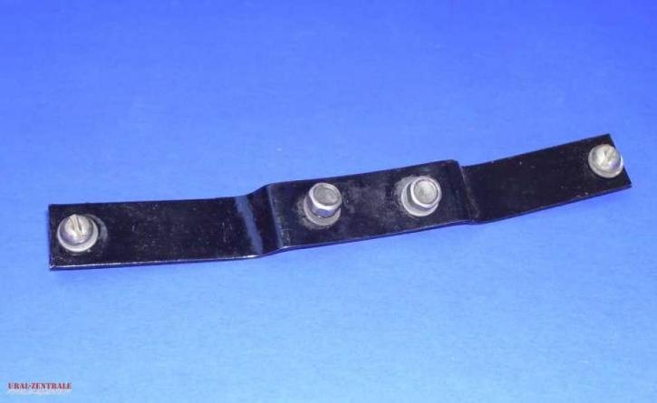 Licence plate bracket