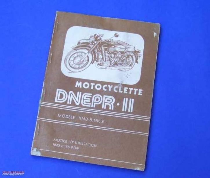 User manual MT11 French 'en francais'