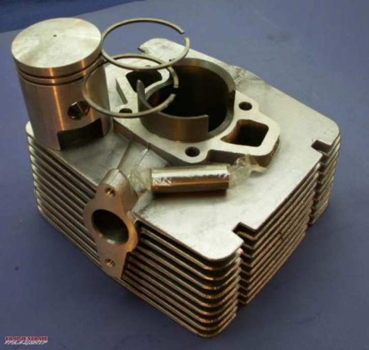Piston / cylinder kit MZ ETZ 150