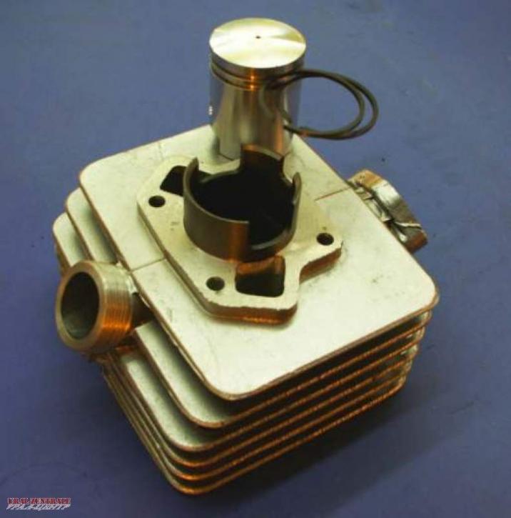 Zylindersatz Simson 60ccm