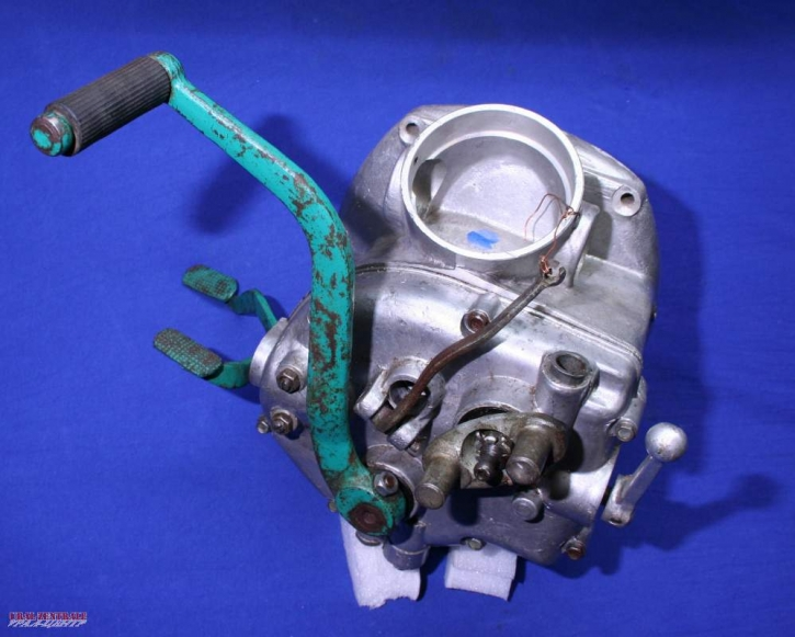 Gearbox Ural, without reverse gear