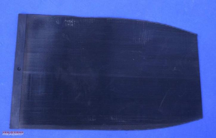 Sidecar rubber mat