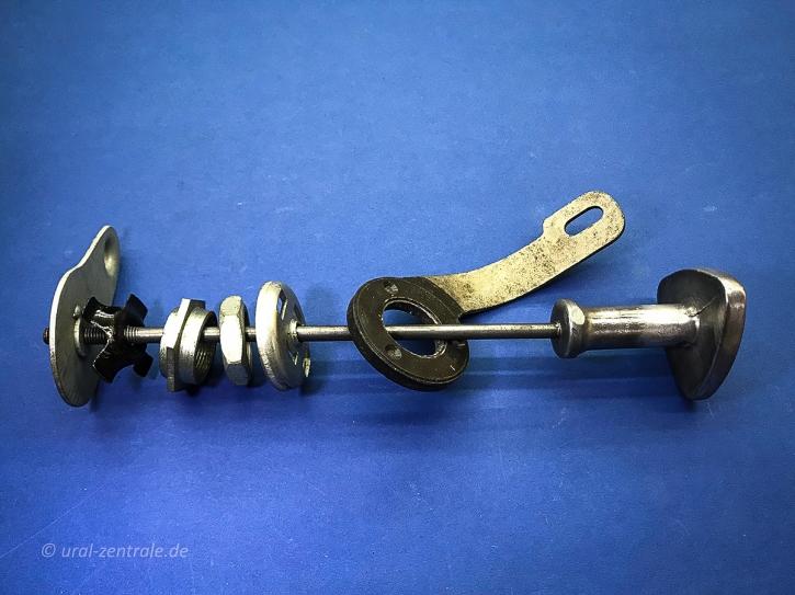 Steering damper Ural