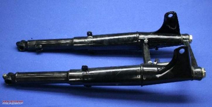 Telegabel M72 komplett, schwarz