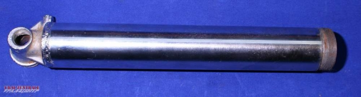 Slider tube, right side, without mudguard bracket