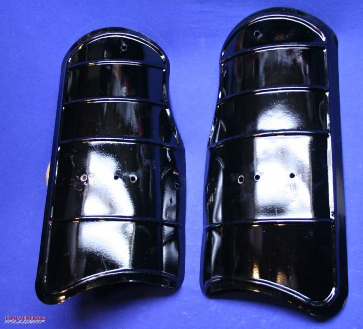 Leg shields (Lower fairing), 1 pair