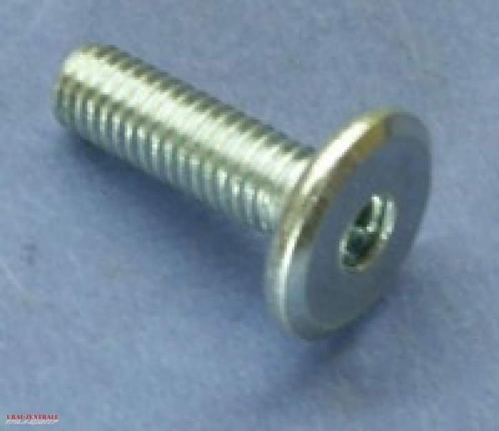 Allen bolt 6 x 20 mm
