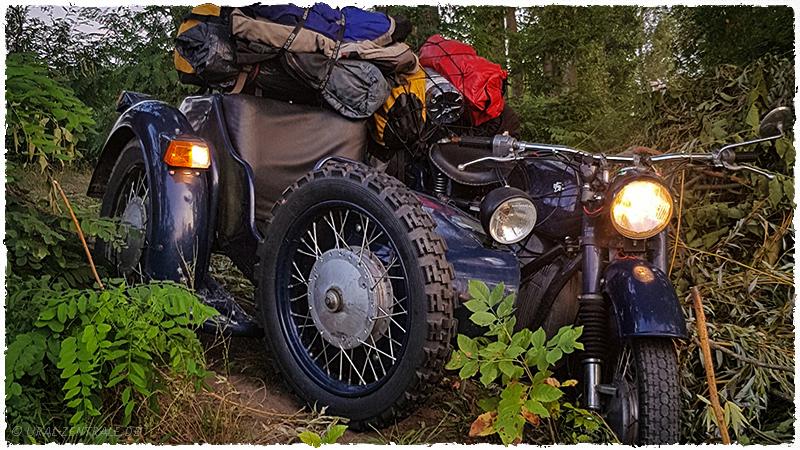 Ersatzteile & Zubehör russischer Motorräder