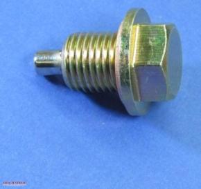 Ölablassschraube, kurz mit Magnet