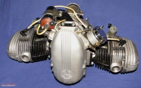 750 cc engine with overhead valves, made in China