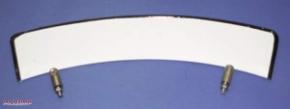 Kennzeichen für vorderen Kotflügel roh