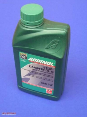 Suspension oil