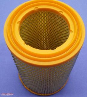 Luftfilter-Einsatz verbessert in EU-Qualität