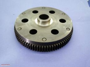 Schwungrad für M72 Motoren mit Starterkranz